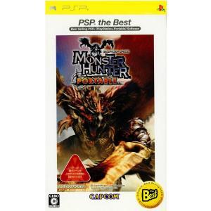 『中古即納』{表紙説明書なし}{PSP}モンスターハンターポータブル(MHP) PSP the Best(ULJM-08010)(20060803) mediaworld-plus