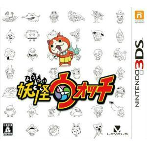 『中古即納』{3DS}妖怪ウォッチ(20130711)