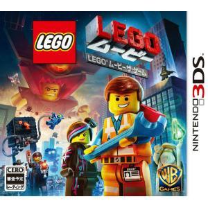 『中古即納』{表紙説明書なし}{3DS}LEGO® レゴ ムービー ザ・ゲーム(20141106)|mediaworld-plus