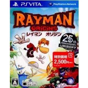 『中古即納』{PSVita}レイマンオリジン(RAYMAN Origins)(20120412)|mediaworld-plus