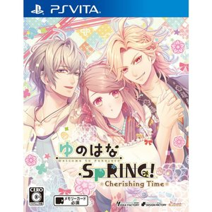 『中古即納』{PSVita}ゆのはなSpRING!(スプリング) 〜Cherishing Time〜...