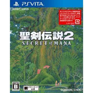 『中古即納』{PSVita}聖剣伝説2 SECRET of MANA(シークレット オブ マナ)(20180215)|mediaworld-plus