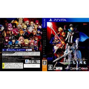 『中古即納』{PSVita}(ソフト単品)Fate/EXTELLA LINK(フェイト/エクステラ リンク) for PlayStation Vita プレミアム限定版(VLJM-38075)(20180607)|mediaworld-plus