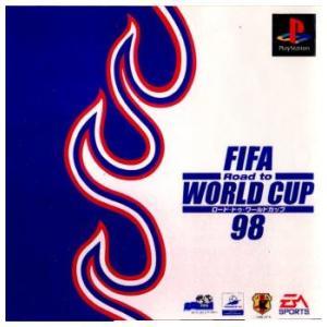 『中古即納』{表紙説明書なし}{PS}FIFA ROAD TO WORLD CUP 98(FIFA ロード トゥ ワールドカップ98)(19980514)