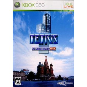 『中古即納』{Xbox360}テトリス ザ・グランドマスターエース(TETRIS THE GRAND MASTER ACE)(20051210)|mediaworld-plus
