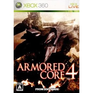 『中古即納』{Xbox360}ARMORED CORE 4(アーマード・コア4)(20070322)|mediaworld-plus