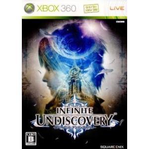 『中古即納』{Xbox360}インフィニット アンディスカバリー(Infinite Undiscov...