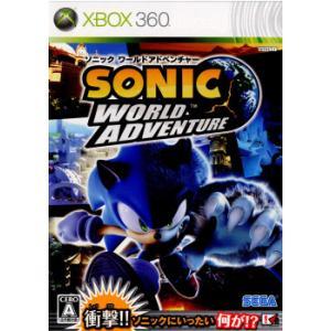 『中古即納』{Xbox360}ソニック ワールドアドベンチャー(Sonic World Adventure)(20090219) mediaworld-plus