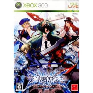 『中古即納』{Xbox360}BLAZBLUE CONTINUUM SHIFT Limited Box(ブレイブルー コンティニュアム シフト 限定版)(20100701)|mediaworld-plus