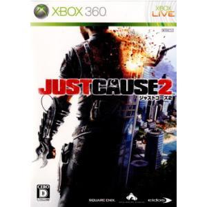 『中古即納』{Xbox360}ジャストコーズ2(Just Cause 2)(20100610)