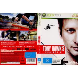 『中古即納』{Xbox360}Tony Hawk's Project 8(トニー・ホーク プロジェク...