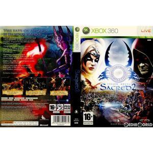 『中古即納』{Xbox360}Sacred 2 Fallen Angel(セイクリッド2) EU版(...