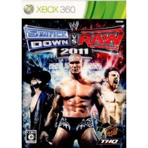 『中古即納』{Xbox360}WWE SmackDown vs. Raw 2011(スマックダウン バーサス ロウ 2011)(20110203)|mediaworld-plus