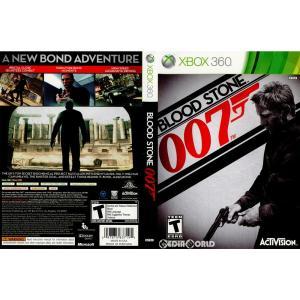 『中古即納』{お得品}{表紙説明書なし}{Xbox360}007 BLOOD STONE(007ブラ...
