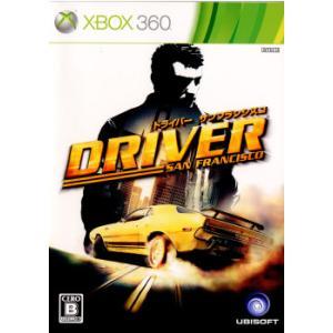 『中古即納』{Xbox360}ドライバー:サンフランシスコ (Driver: San Francisco)(20111110) mediaworld-plus