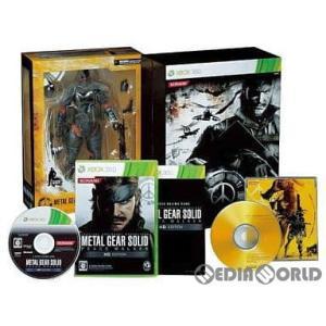 『中古即納』{Xbox360}METAL GEAR SOLID PEACE WALKER HD EDITION(メタルギア ソリッド ピースウォーカー HDエディション) プレミアムパッケージ(限定版)|mediaworld-plus