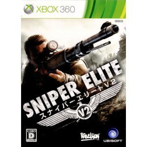 『中古即納』{Xbox360}Sniper Elite V2(スナイパーエリートV2)(20120809) mediaworld-plus