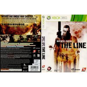 『中古即納』{Xbox360}Spec Ops: The Line(スペックオプス ザ・ライン)(ア...