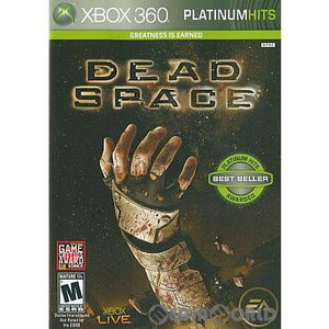 『中古即納』{Xbox360}DEAD SPACE PLATINUM HITS(デッドスペース プラ...