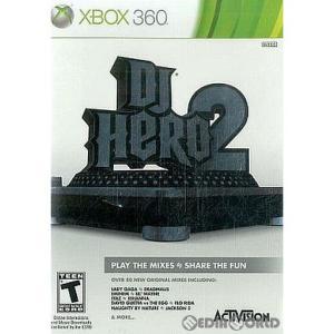 『中古即納』{Xbox360}DJ HERO2(DJヒーロー2) 北米版(20101019)