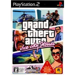 『中古即納』{PS2}Grand Theft Auto:Vice City Stories(グランド・セフト・オート・バイスシティ・ストーリーズ)(20071206)|mediaworld-plus