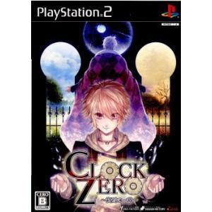 『中古即納』{PS2}CLOCK ZERO(クロック ゼロ) 〜終焉の一秒〜 通常版(2010112...