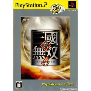 『中古即納』{PS2}真・三國無双4 PlayStation2 the Best(SLPM-74272)(20091126)|mediaworld-plus