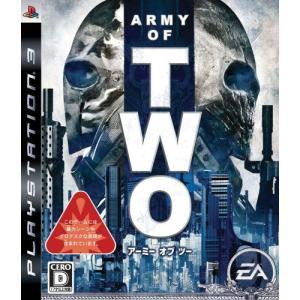 『中古即納』{PS3}ARMY OF TWO(アーミー オブ ツー)(20080319)|mediaworld-plus