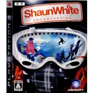 『中古即納』{表紙説明書なし}{PS3}ショーン・ホワイト スノーボード(Shaun White SNOWBOARDING)(20090205)|mediaworld-plus