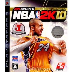 『中古即納』{PS3}NBA 2K10(英語版)(20091015)|mediaworld-plus