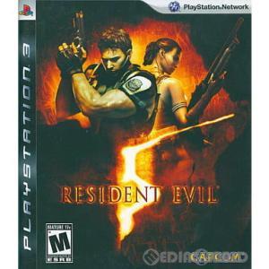 『中古即納』{PS3}RESIDENT EVIL 5(バイオハザード5) 北米版(BLUS-30270)(20090313)|mediaworld-plus