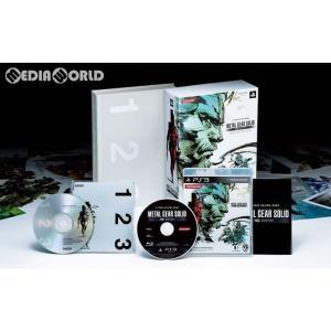 『中古即納』{PS3}メタルギア ソリッド HDエディション プレミアムパッケージ(METAL GEAR SOLID HD EDITION PREMIUM PACKAGE)(限定版)(20111123)|mediaworld-plus