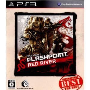 『中古即納』{表紙説明書なし}{PS3}PERATION FLASHPOINT:RED RIVER(オペレーション フラッシュポイント:レッドリバー)(Codemasters THE BEST)(BLJM-60477)|mediaworld-plus