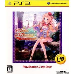 『中古即納』{表紙説明書なし}{PS3}メルルのアトリエ 〜アーランドの錬金術士3〜 PlayStation3 the Best(BLJM-55041)(20120531)|mediaworld-plus