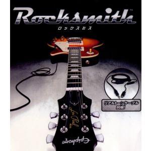 ■タイトル:ロックスミス Rocksmith (リアルトーンケーブル同梱) ■機種:プレイステーショ...