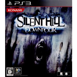 『中古即納』{表紙説明書なし}{PS3}SILENT HILL DOWNPOUR(サイレントヒル ダウンプア)(20121108)|mediaworld-plus