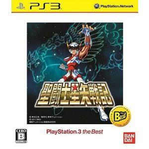 『中古即納』{PS3}聖闘士星矢戦記 PlayStation3 the Best(BLJS-50031)(20130221)|mediaworld-plus