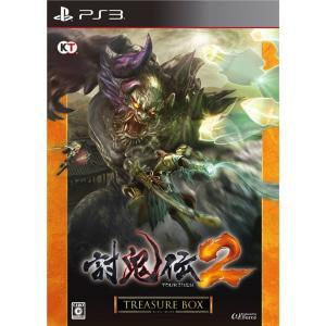 『中古即納』{PS3}討鬼伝2(TOUKIDEN2/とうきでん2) TREASURE BOX(限定版...