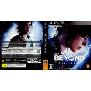 『中古即納』{PS3}(ソフト単品)BEYOND:Two Souls(ビヨンド: ツーソウルズ) 初回生産限定版(BCJS-37011)(20131017)|mediaworld-plus