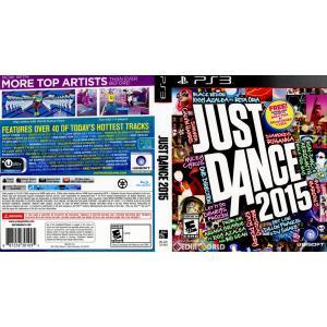 『中古即納』{PS3}JUST DANCE 2015(ジャストダンス2015)(北米版)(BLUS-31454)(20141031)|mediaworld-plus