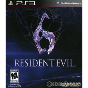 『中古即納』{PS3}RESIDENT EVIL 6(バイオハザード6) 北米版(BLUS-30855)(20121002)|mediaworld-plus
