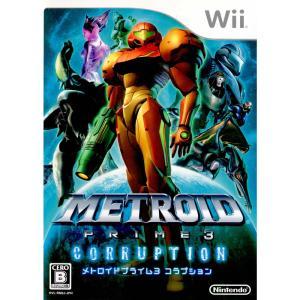 『中古即納』{Wii}メトロイドプライム3 コラプション(METROID PRIME 3 CORRUPTION)(20080306)|mediaworld-plus