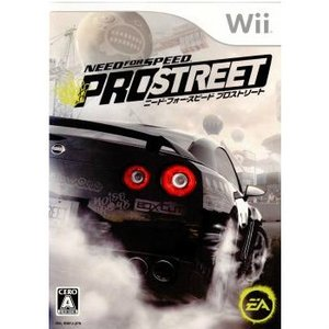 『中古即納』{Wii}ニード・フォー・スピード プロストリート(Need for Speed:ProStreet)(RVL-P-RNPJ)(20080131)|mediaworld-plus