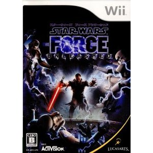 『中古即納』{Wii}スター・ウォーズ フォース アンリーシュド(Star Wars: The Force Unleashed)(20081009)|mediaworld-plus