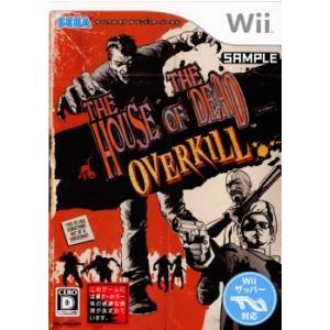 『中古即納』{Wii}ザ ハウス オブ ザ デッド:オーバーキル(The House of the Dead Overkill) Wiiザッパー同梱版(限定版)(20090917)|mediaworld-plus