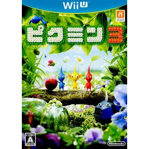 『中古即納』{WiiU}ピクミン3(20130713)