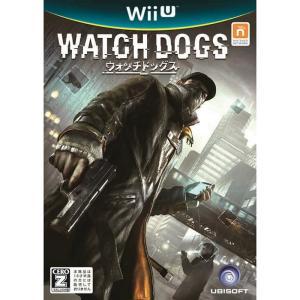 ■タイトル:ウォッチドッグス (WATCH DOGS) ■機種:ウィーユーソフト(Wii UGame...
