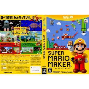 『中古即納』{WiiU}(ソフト単品)スーパーマリオメーカー(SUPER MARIO MAKER)(...