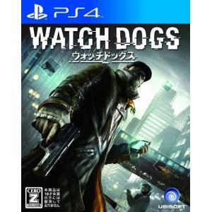 ■タイトル:ウォッチドッグス (WATCH DOGS) ■機種:プレイステーション4ソフト(Play...