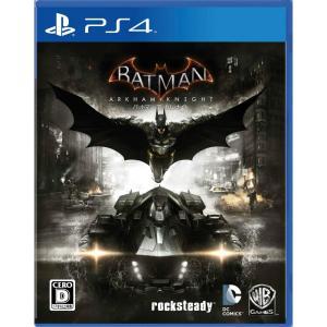 『中古即納』{PS4}BATMAN ARKHAM KNIGHT(バットマン:アーカム・ナイト)(20...